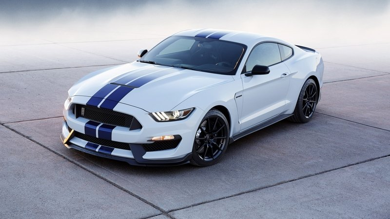 Ford Shelby GT350 Mustang Will Deliver At Least 520 HP