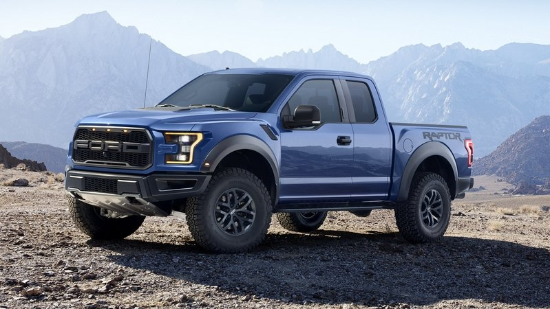 GM Plans No Direct Competitor For The Ford F-150 Raptor