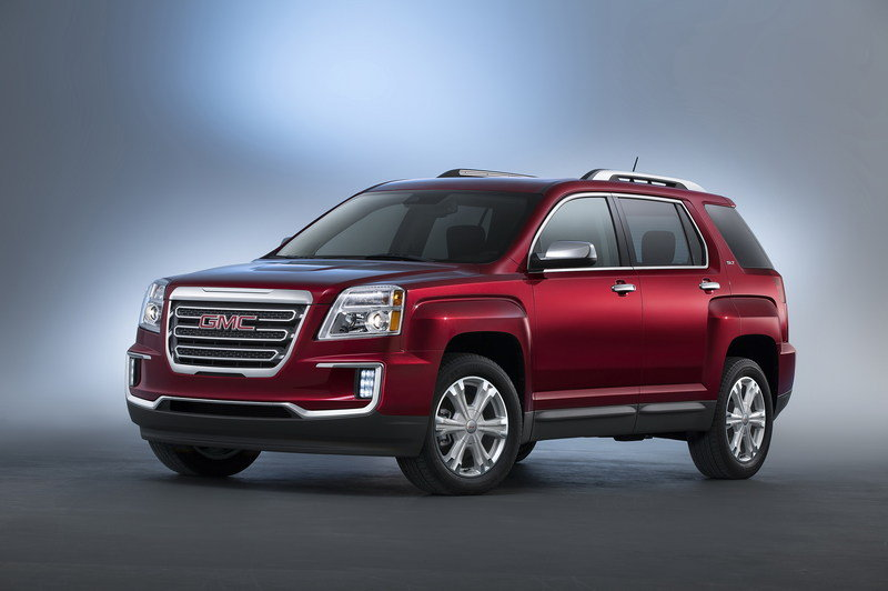2016 GMC Terrain Wallpaper quality - image 624352