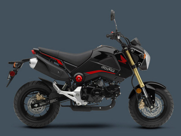 Honda Grom Review >> 2015 Honda Grom - Picture 620752 | motorcycle review @ Top ...