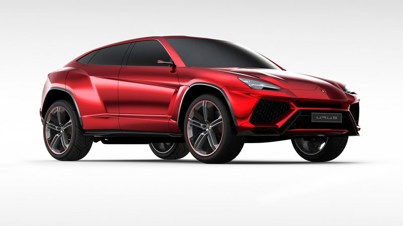 If Built, Lamborghini's SUV Will Debut Turbo Or Hybrid Powertrain