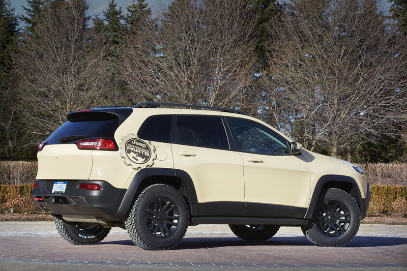 2015 Jeep Cherokee Canyon Trail High Resolution Exterior - image 622866