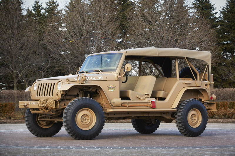 Jeep Reveals Seven Concepts For 2015 Moab Easter Jeep Safari High Resolution Exterior - image 622845