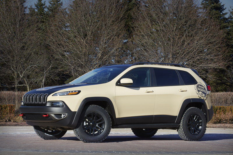 Jeep Reveals Seven Concepts For 2015 Moab Easter Jeep Safari High Resolution Exterior - image 622847