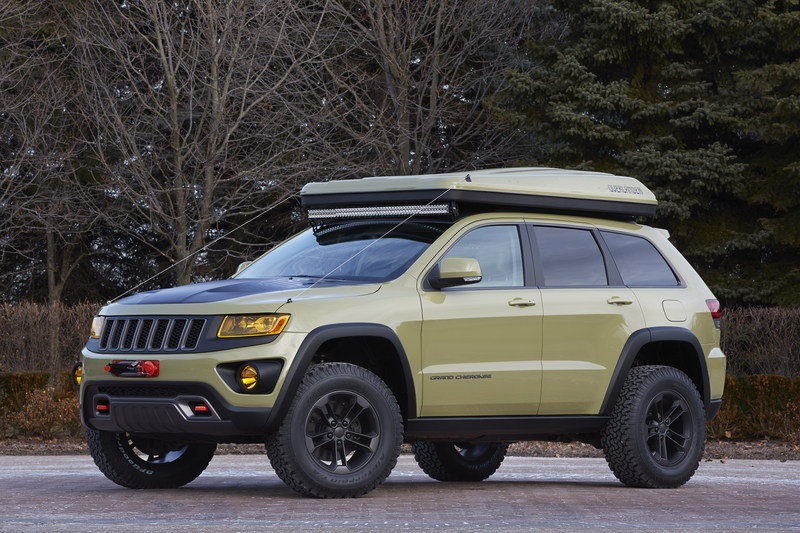 Jeep Reveals Seven Concepts For 2015 Moab Easter Jeep Safari Exterior - image 622849