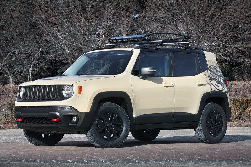 Jeep Reveals Seven Concepts For 2015 Moab Easter Jeep Safari Exterior - image 622855