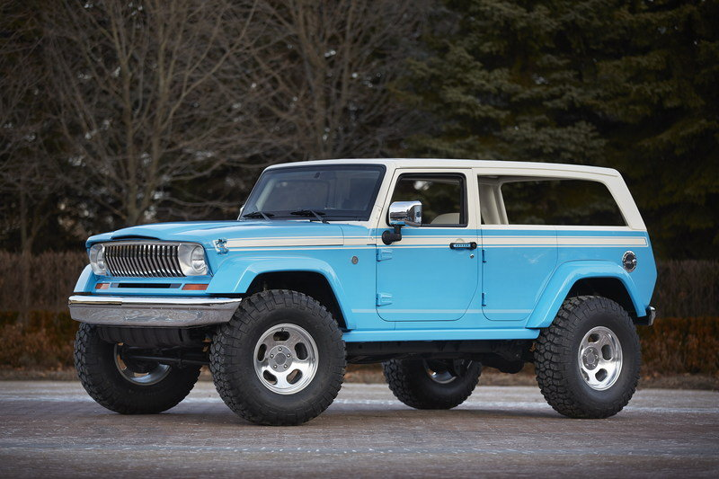 Jeep Reveals Seven Concepts For 2015 Moab Easter Jeep Safari High Resolution Exterior - image 622844