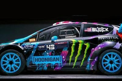 Ken Block Announces His 2015 Schedule