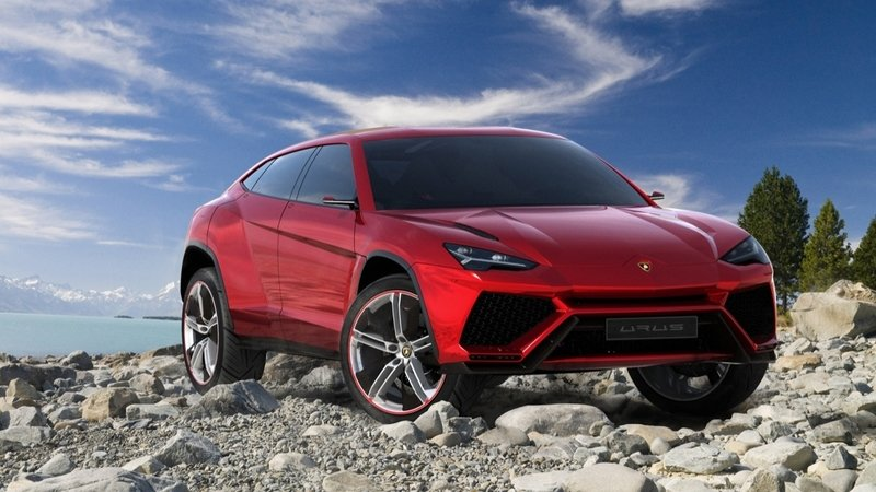 Lamborghini SUV Still Waiting For Approval