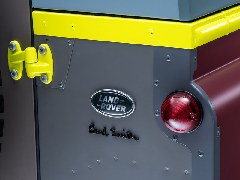 2015 Land Rover Defender Paul Smith Edition Exterior - image 623198
