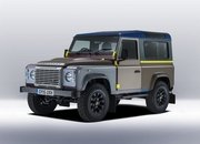 2015 Land Rover Defender Paul Smith Edition - image 623206
