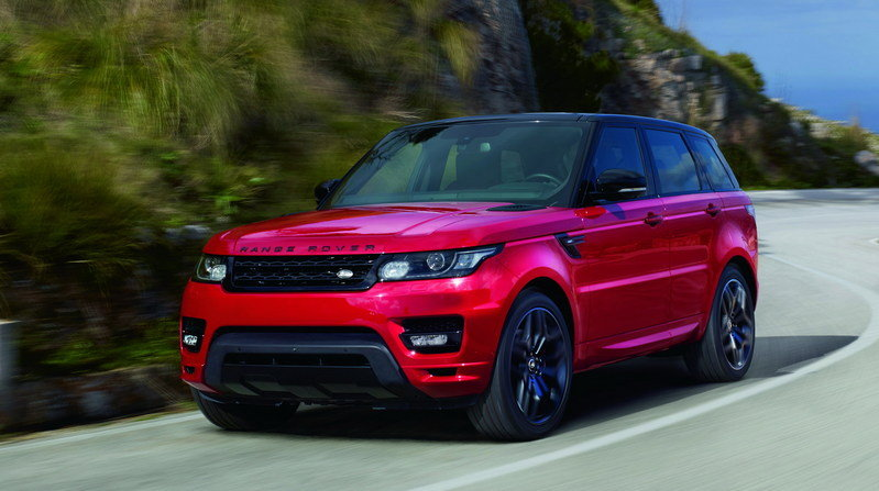 2016 Land Rover Range Rover Sport HST High Resolution Exterior - image 623460