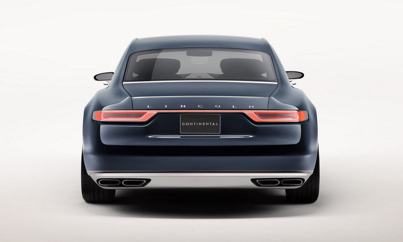 2015 Lincoln Continental Concept - image 624167