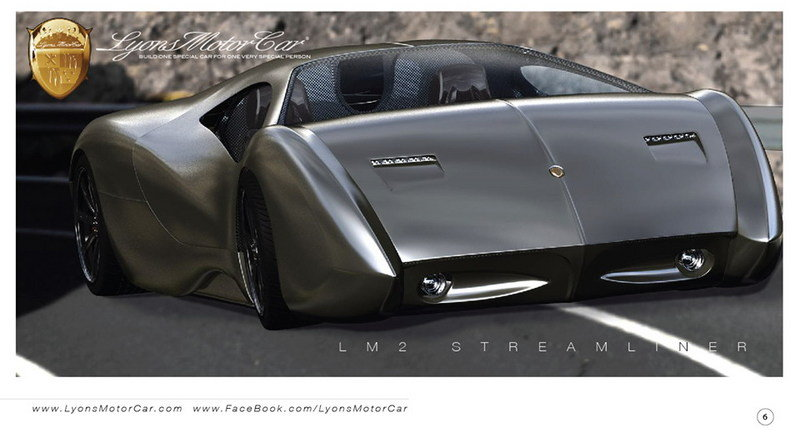 Lyons LM2 Streamliner: Fact or Fiction?