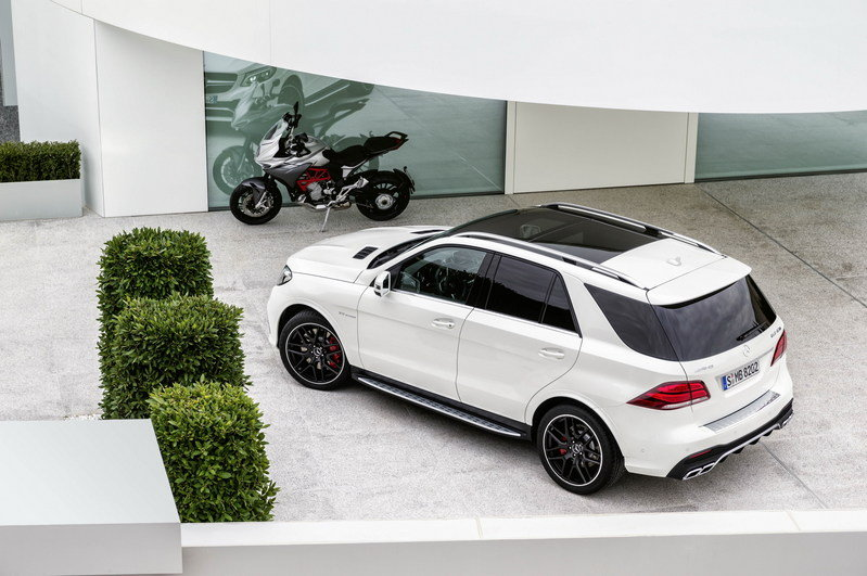2016 Mercedes-AMG GLE63 High Resolution Exterior - image 623874