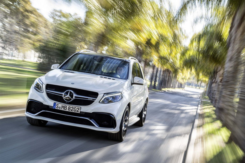 2016 Mercedes-AMG GLE63 High Resolution Exterior Wallpaper quality - image 623871