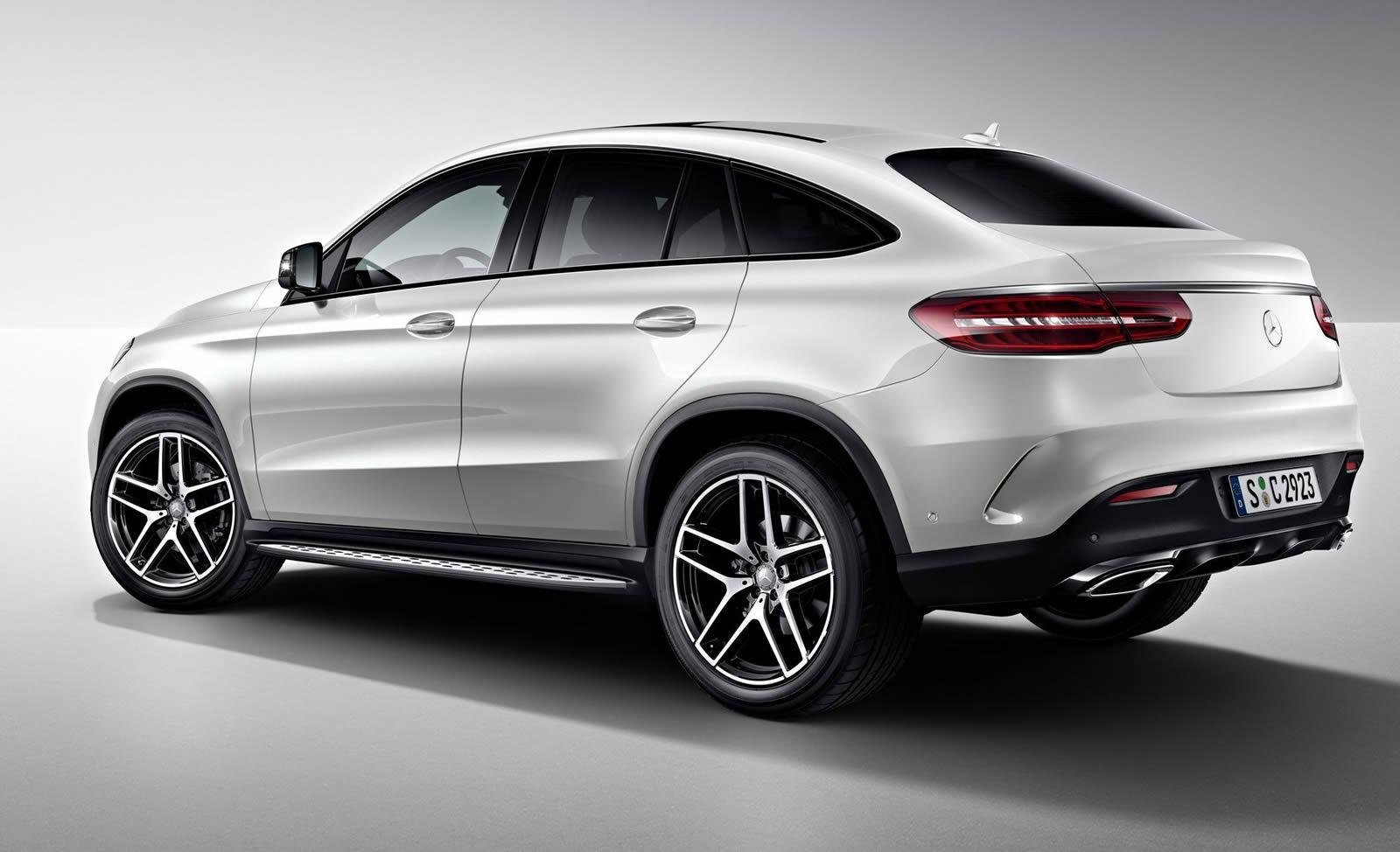 2016 mercedes benz gle coupe night package picture for 2016 mercedes benz gle coupe