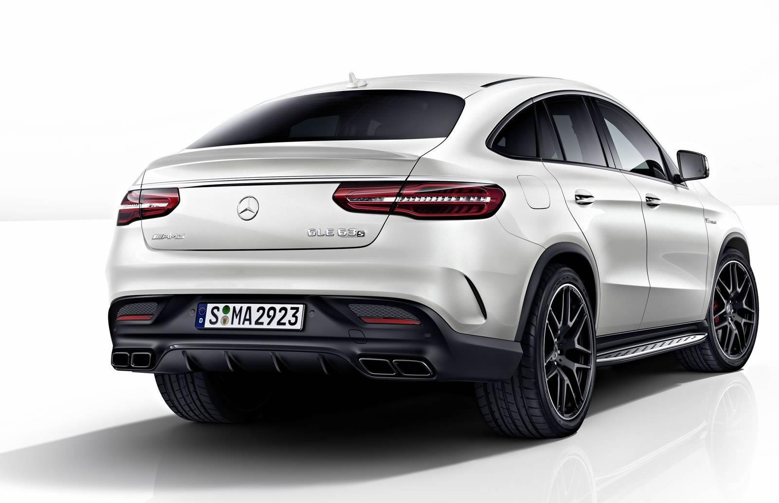 2016 mercedes benz gle coupe night package picture for Mercedes benz packages