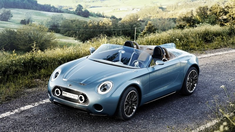 Mini Superleggera Vision Should Arrive in 2018