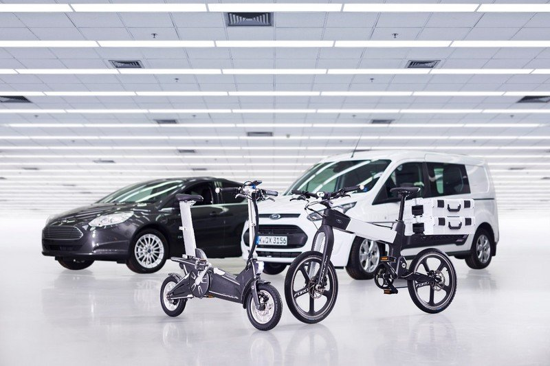 Ford Introduces Two New Electric Bicycle Prototypes