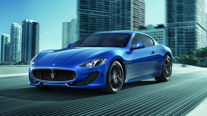 2018 Maserati GranTurismo On Schedule; GranCabrio To Be Axed