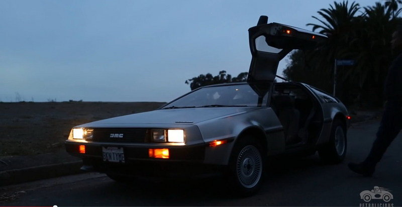 Petrolicious Reviews DeLorean DMC-12: Video Exterior - image 620832