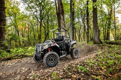 Polaris ACE Partners With GNCC To Offer Single-Seat Class
