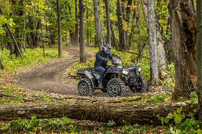 2015 Polaris Sportsman 850 SP