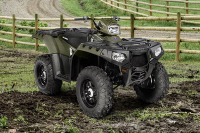 2015 Polaris Sportsman 850