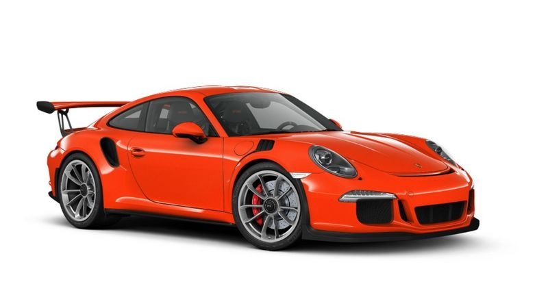 Porsche 911 GT3 RS Configurator Goes Live High Resolution Exterior - image 620701