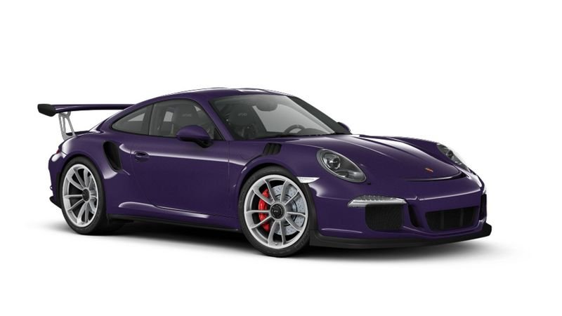 Porsche 911 GT3 RS Configurator Goes Live High Resolution Exterior - image 620696