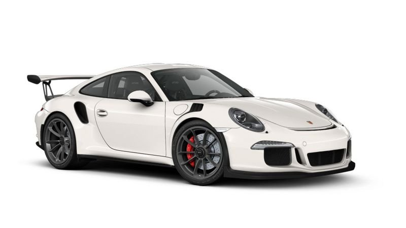 Porsche 911 GT3 RS Configurator Goes Live High Resolution Exterior - image 620698