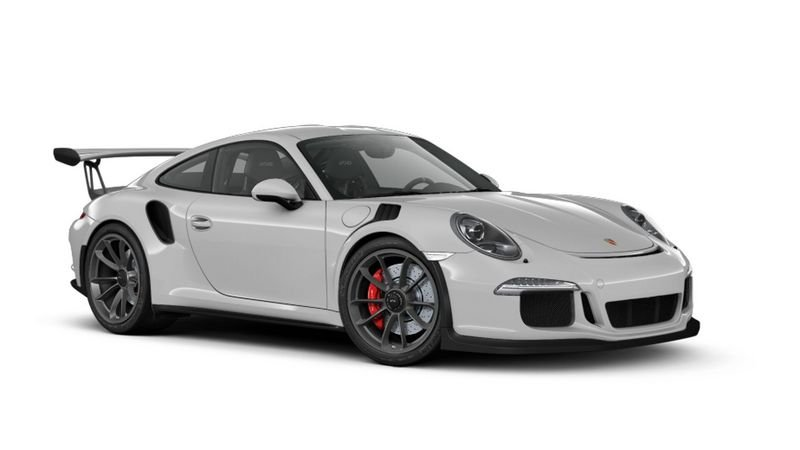 Porsche 911 GT3 RS Configurator Goes Live High Resolution Exterior - image 620692