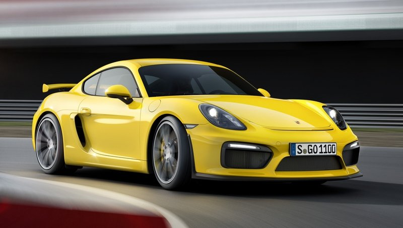 Porsche Cayman GT4 Could Get RS Version