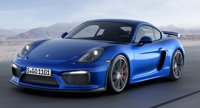 Porsche Denies Working On A Cayman GT4 RS
