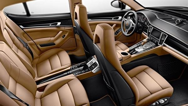 2016 porsche panamera edition car review top speed for Porsche panamera interior dimensions