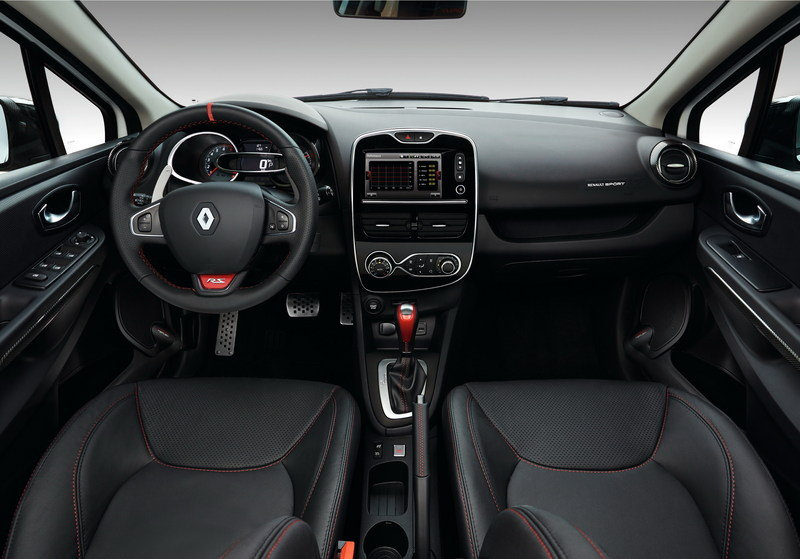2015 Renault Clio Renaultsport 220 Trophy EDC High Resolution Interior - image 620223