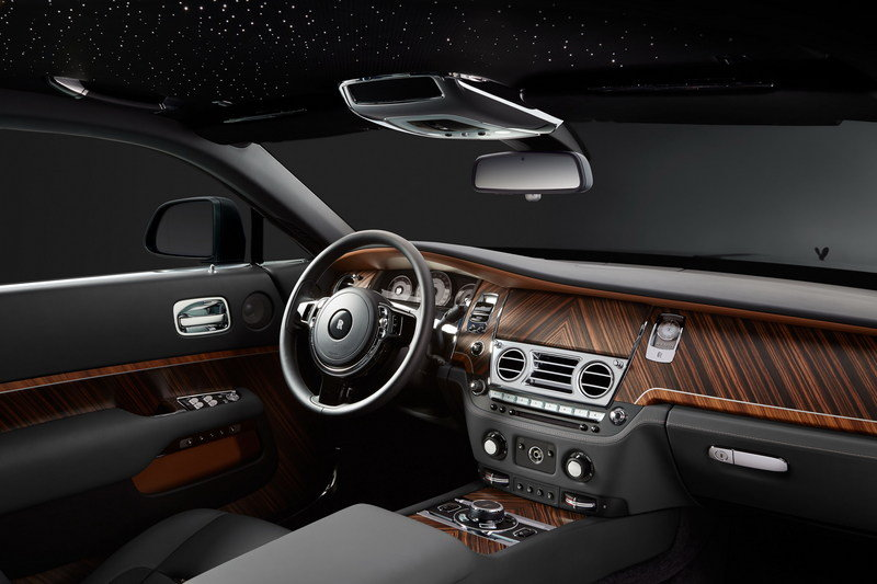 2015 Rolls-Royce Wraith 'Inspired by Film' Interior - image 624384
