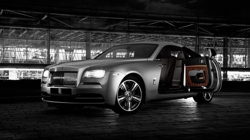 2015 Rolls-Royce Wraith 'Inspired by Film'
