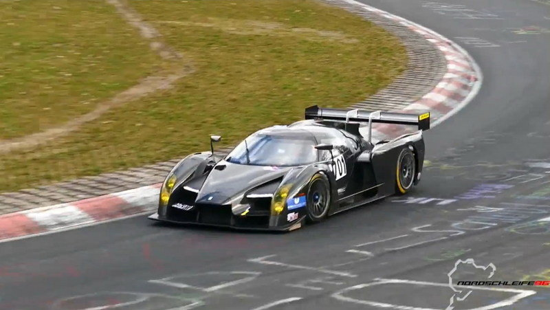 Glickenhaus' SCG 003 Black-Flagged And Tragedy At Nurburgring