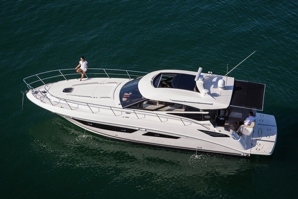 2015 Sea Ray 470 Sundancer Boat Review Top Speed