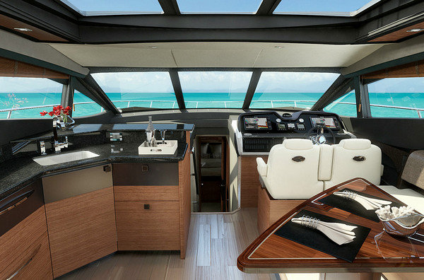 2015 sea ray l590 boat review top speed