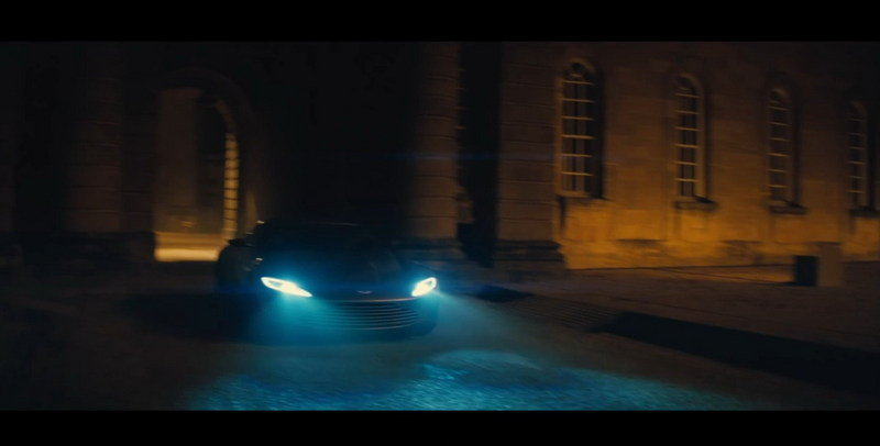 Spectre Trailer Features Aston Martin DB10: Video