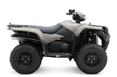 2015 Suzuki KingQuad 750AXi Power Steering Limited Edition Exterior - image 621767