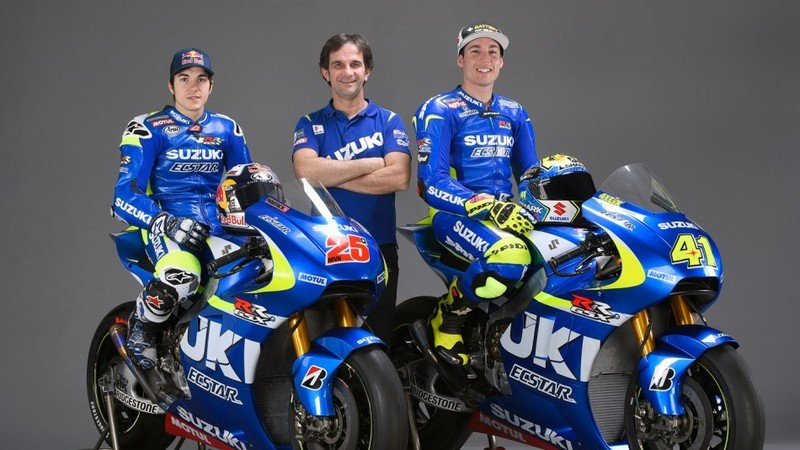 Suzuki Strikes MotoGP Partnership With Akrapovic