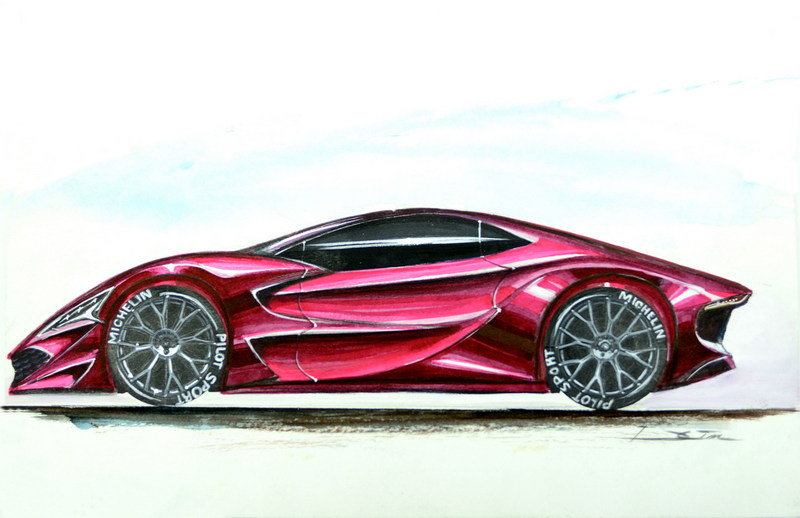 This Is what The 2025 Viper Could Look Like Drawings - image 621142