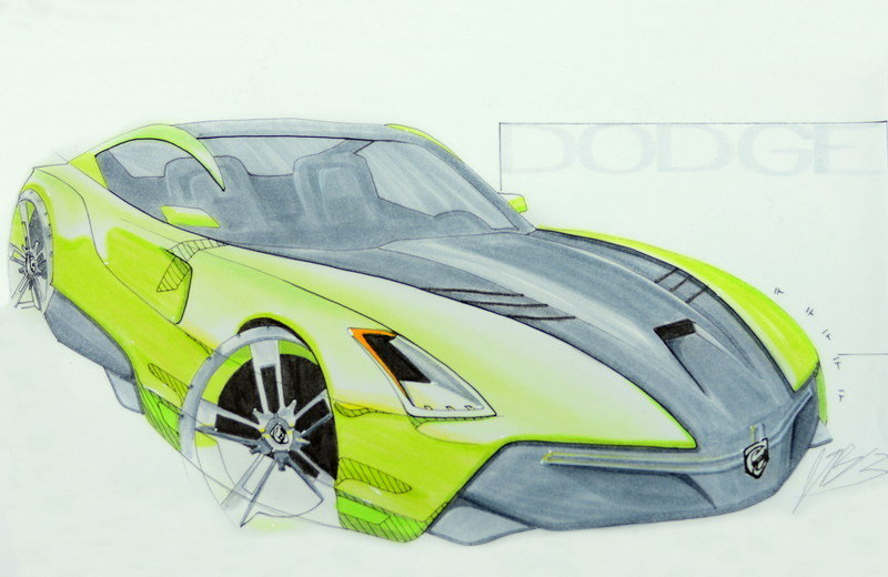 This Is what The 2025 Viper Could Look Like Drawings - image 621144