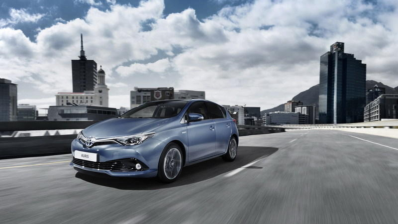 2015 Toyota Auris High Resolution Exterior - image 619886