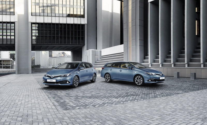 2015 Toyota Auris High Resolution Exterior Wallpaper quality - image 619862