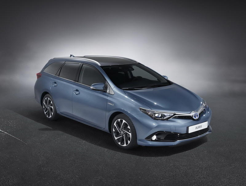 2015 Toyota Auris High Resolution Exterior - image 619912